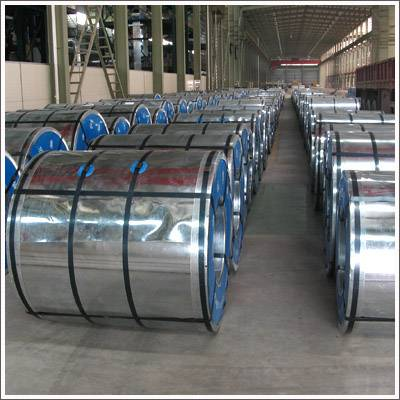 Hot Dipped Galvanized Steel Coils/strips