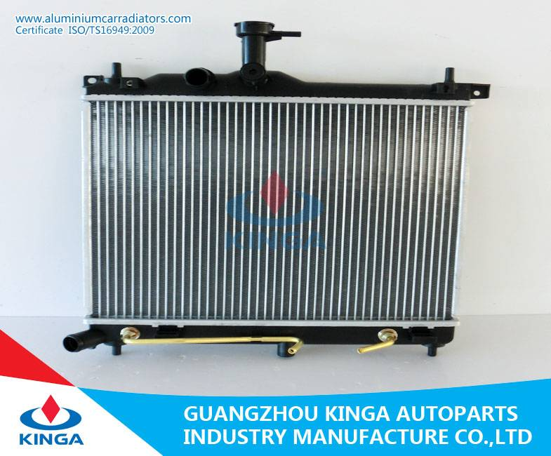 Korea Car Radiator for Hyundai i10 2009