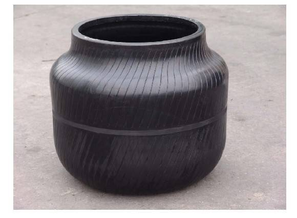 A type Bias tire curing bladder