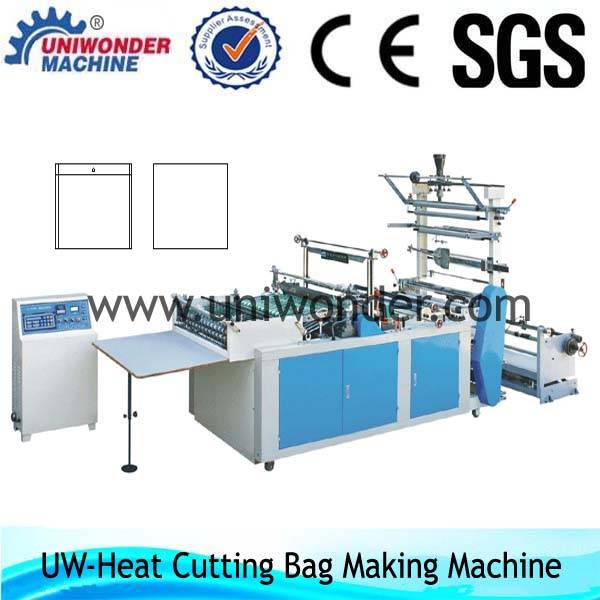 DRW-Series Multifunction Computer Thermal Cutting Bag Making Machine