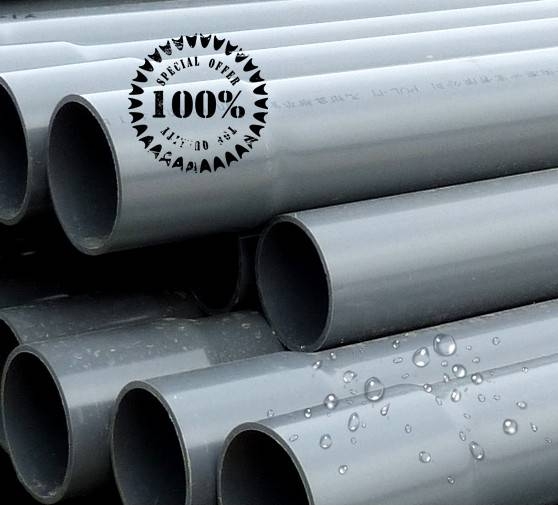 Plastic PVC(UPVC/MPVC) pipe and fittings