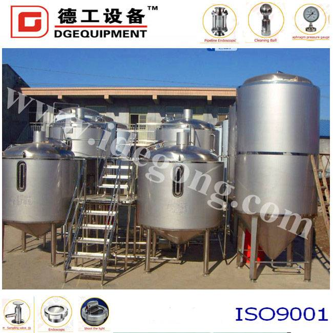 Equipment used in brewery/beer industrial/plant