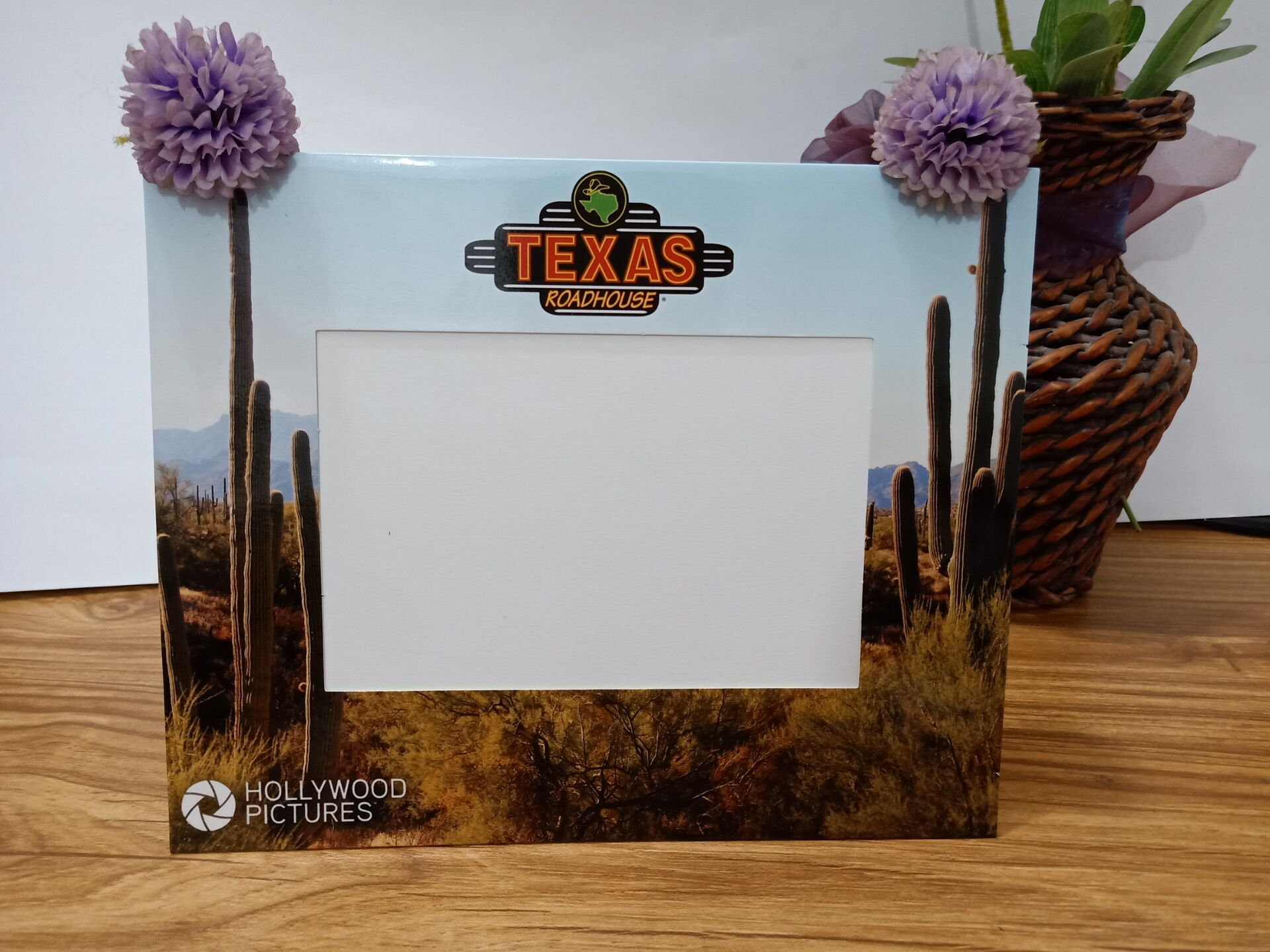 Paper Photo Frames