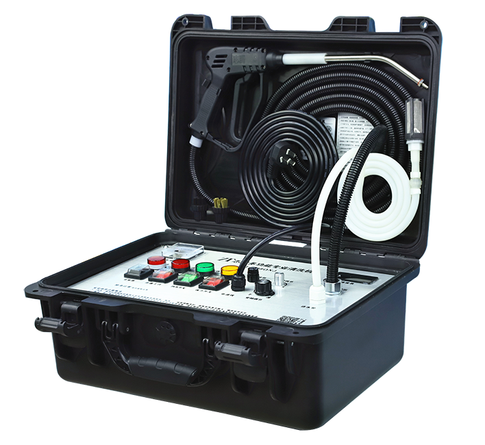3380W low cost air conditioner steam cleaning machine