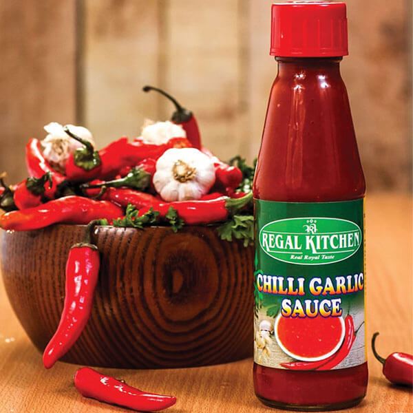Chili Garlic Sauce - 200gm