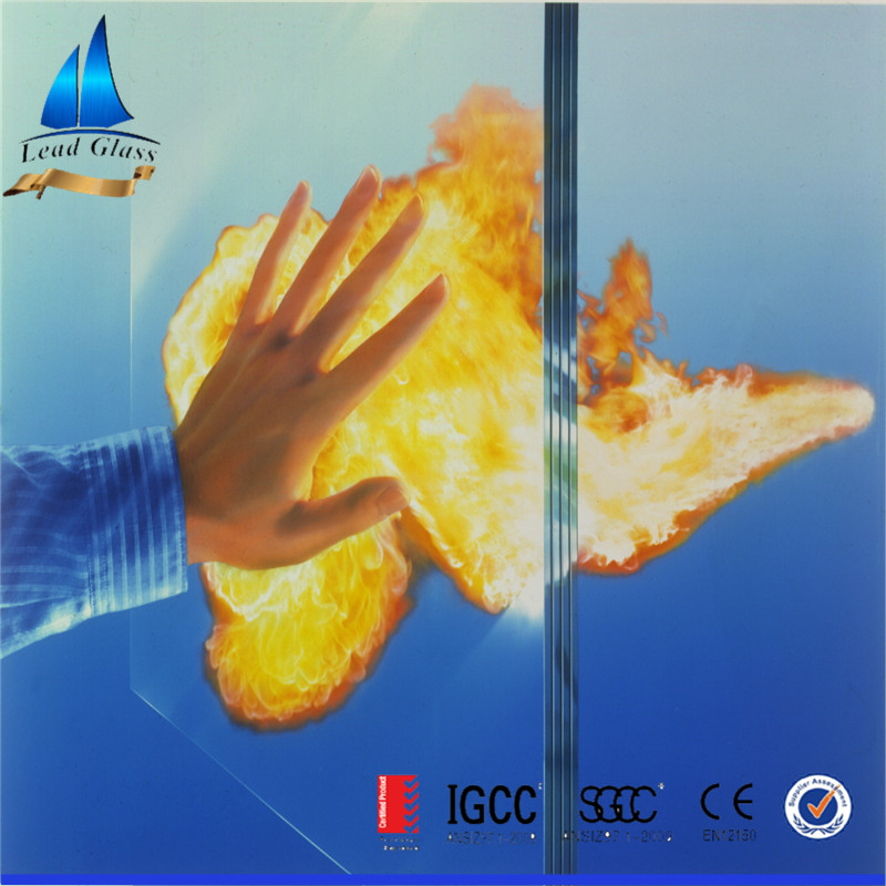 Fireproof Glass/Fire Rated Glass/Fire Resistance Glass
