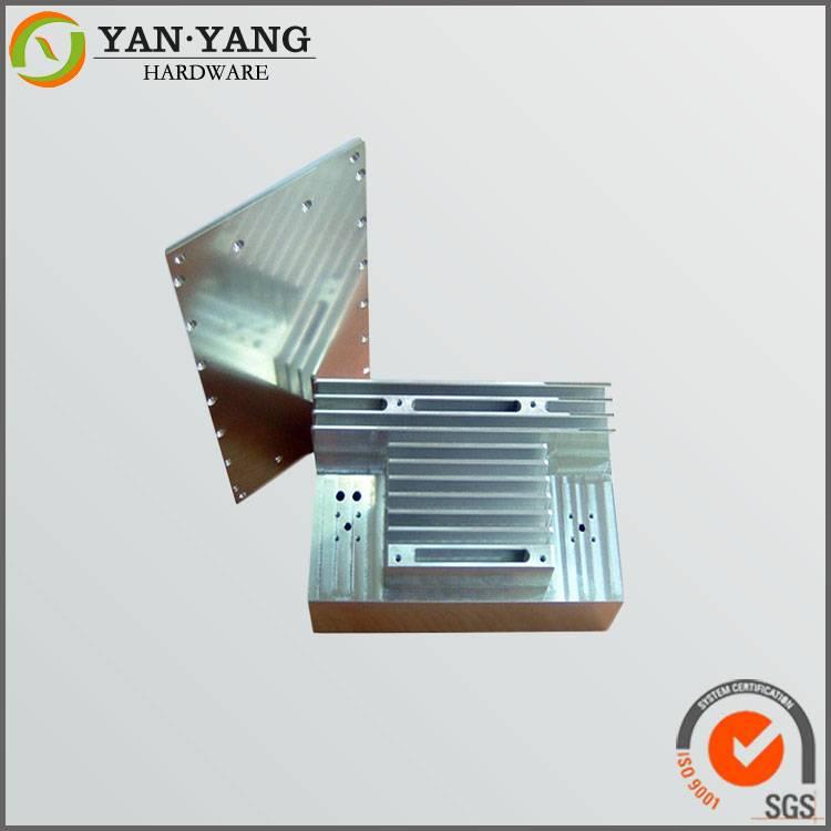 Precision aluminium fabrication and accessories, Heat sink fabrication