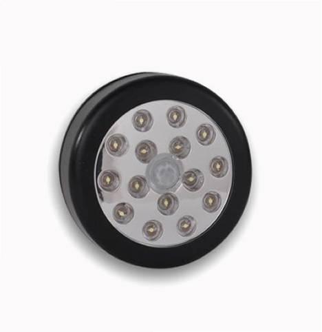 15LED motion sensor light