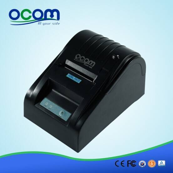 58mm Desktop USB Thermal Bill Printer OCPP-585