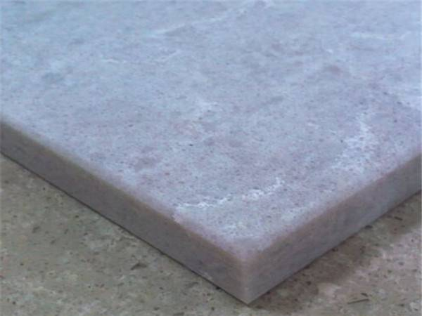 Marble Imitation Quartz Stone Slab