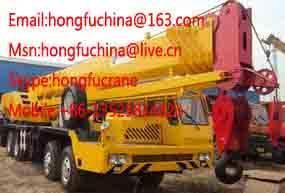 55T TADANO GT-550EX truck/mobile hydraulic cranes