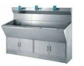 stainless steel inductive hand washing basin
