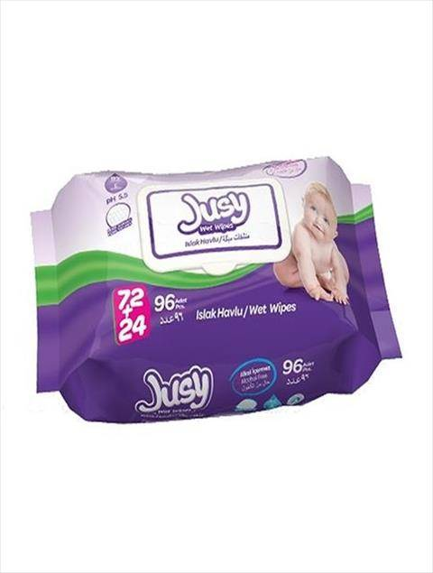 Jusy Wet Wipes