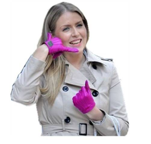 touch screen bluetooth gloves