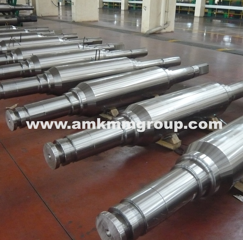 Nodular cast iron roll