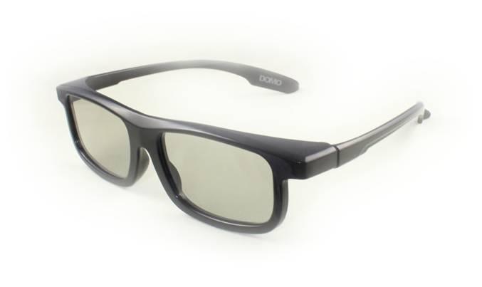 DOMO nHance PL15S Polaroid Passive Circular Polarized 3D Glasses