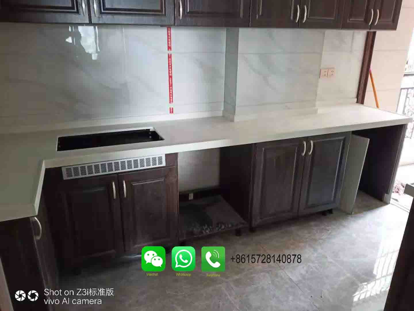 Foshan Yanman Kitchen Island Marble Table Top Pre Cut Island Top Foshan Weimeisi Decoration Material Factory Ecplaza Net