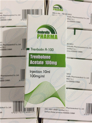 Injectable Anabolic Steroid Finished Liquid Trenbolone Acetate 100mg/ml