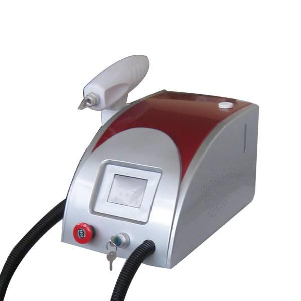 Professional mini 1064nm /532nm Q Switch NDYAG Tattoo removal machine model BJ054