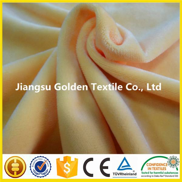 China Factory wholesale 100% Polyester Fabric FDY Polar Fleece 100% polyester embossed rose pv plush