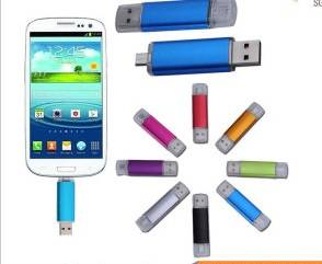 Hot Sale 8GB/16GB/32GB/4GB USB Flash Drive for Android OTG USB Disk