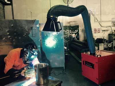 Emission Control / Welding Fume Extractor