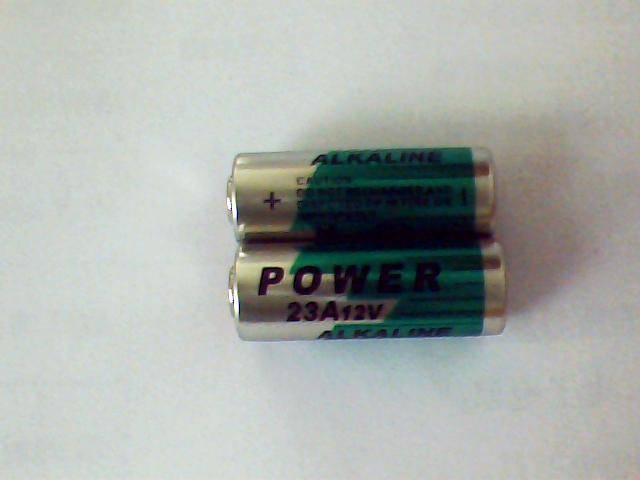 Auto Remote control   Batteries,23A battert