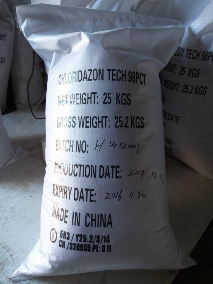 Chloridazon 98%Tech.