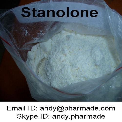 USP BP Stanolone Androstanolone Andractim Anaboleen Powder Anabolic Steroids