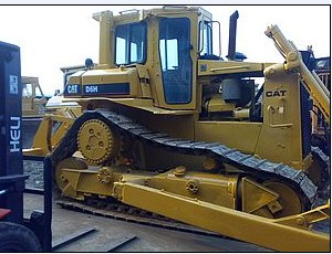 CAT D6H,Used Bulldozer,crawler bulldozer