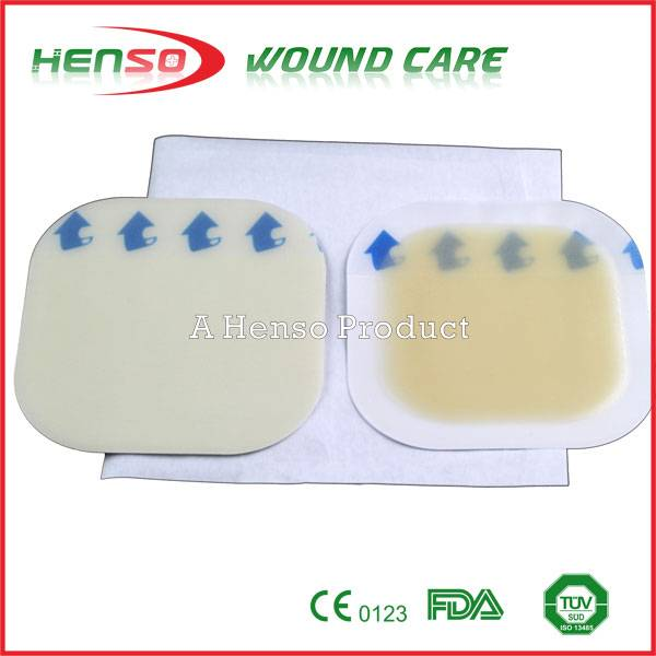 HENSO Surgical Advanced Hydrocolloid Dressing