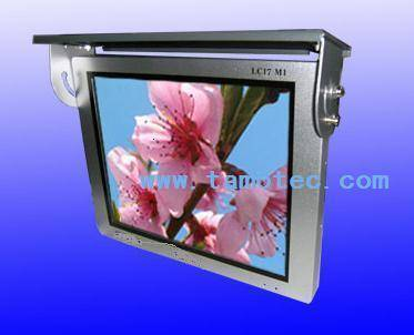 Automotive Video Advertising LCD auto announcer