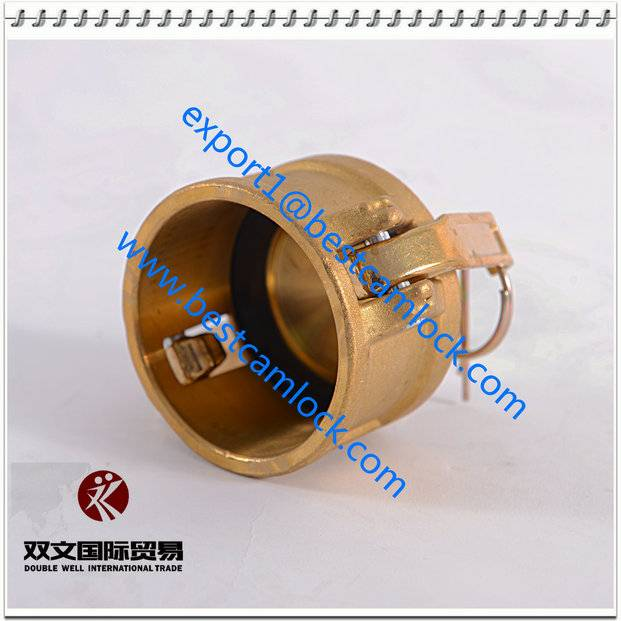 High Quality Brass Snaplock Camlock FittingsType DC