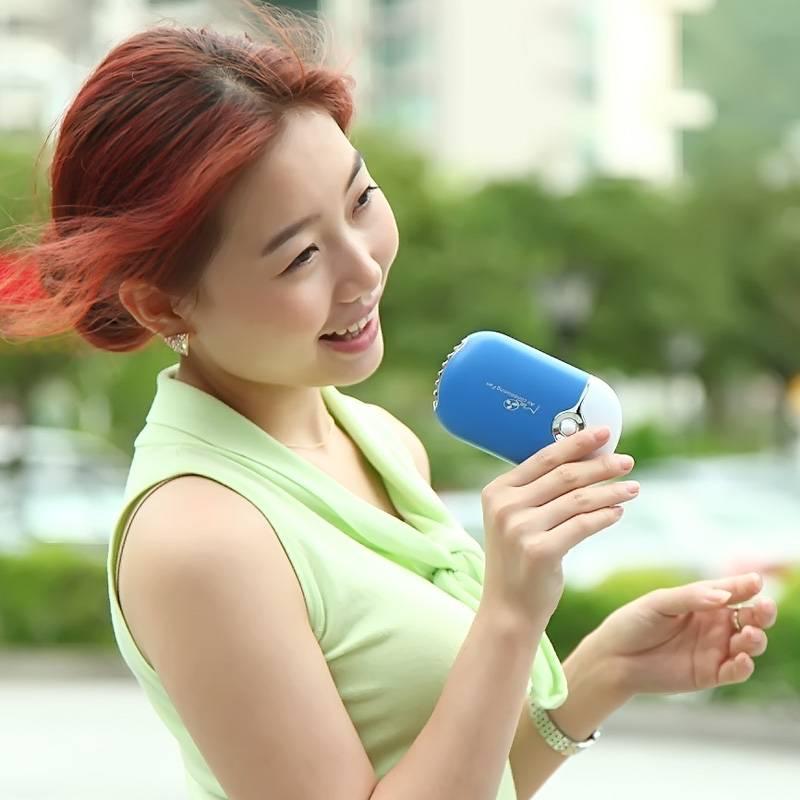 creative cute novelty Mini air condition Fan