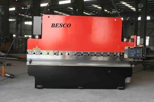 WC67Y-40T/2500 hydraulic press brake