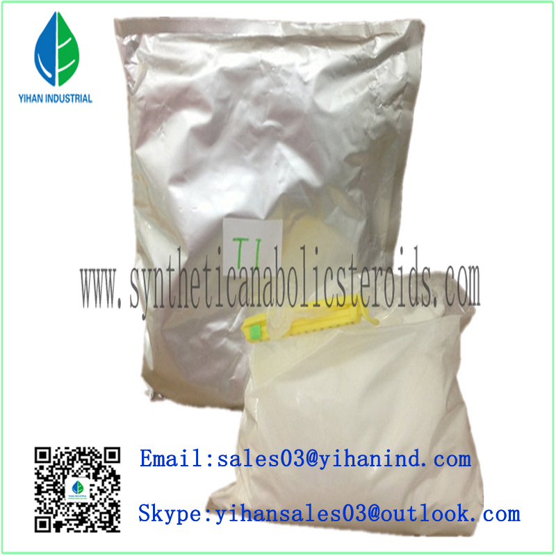 High Quality Raw Steroids Hormone Testosterone Isocaproate with Bodybuilding CAS: 15262-86-9 Iris