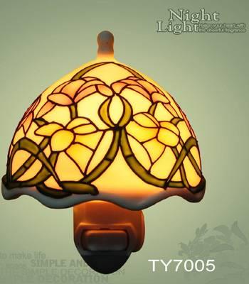 porcelain fragrant night light