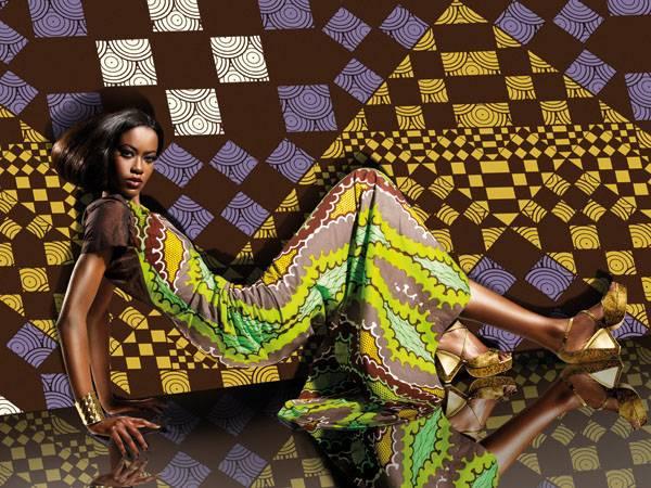 african real wax block prints