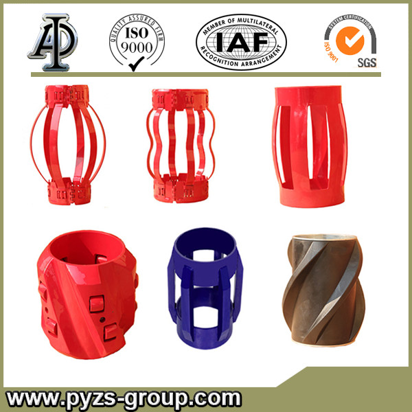 API casing centralizer competitive price per piece centralizer manufacturer