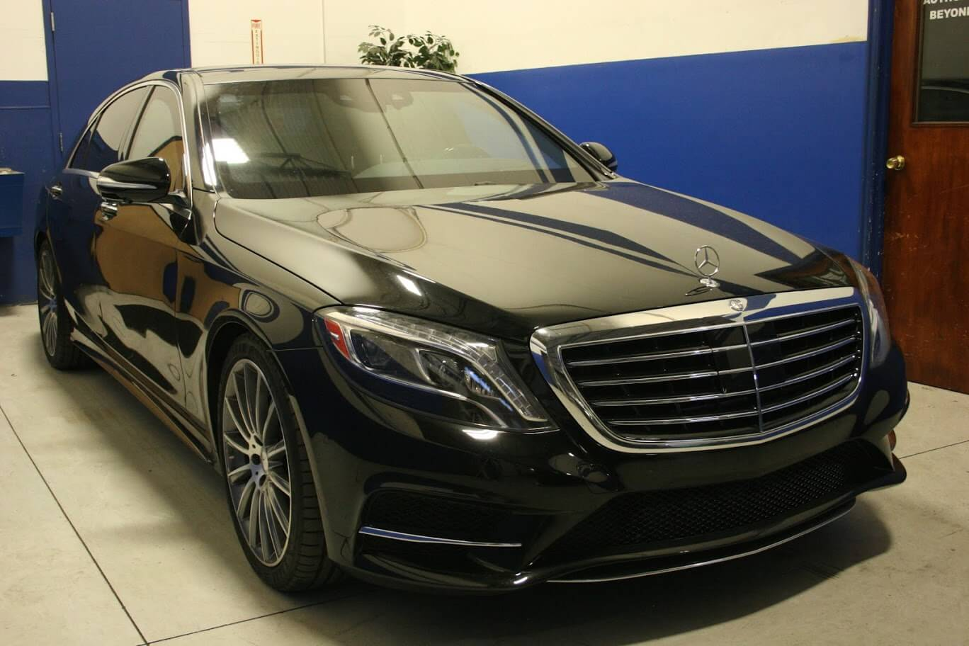 mercedes-benz s600 maybach armored b6+ - ukrexport pvt co. - ecplaza