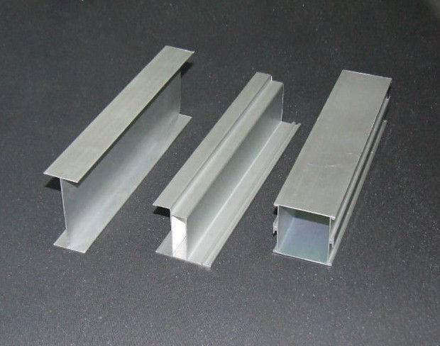 Endurable aluminium customized extrusions profiles