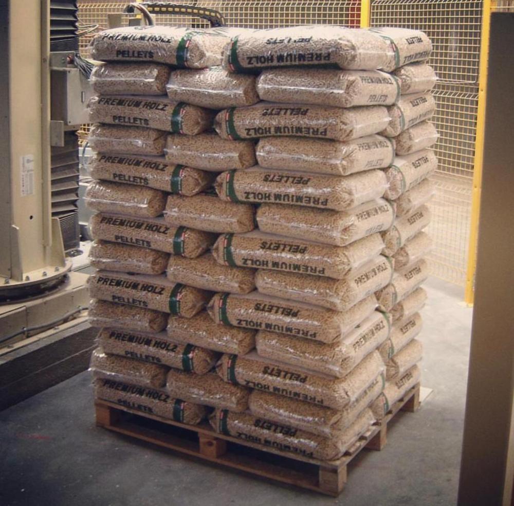 Biomass Wood Pellets - Din Plus, Din, Enplus1