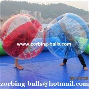 Bubble Football Soccer Ball