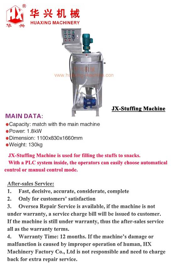 JX-Stuffing Machine