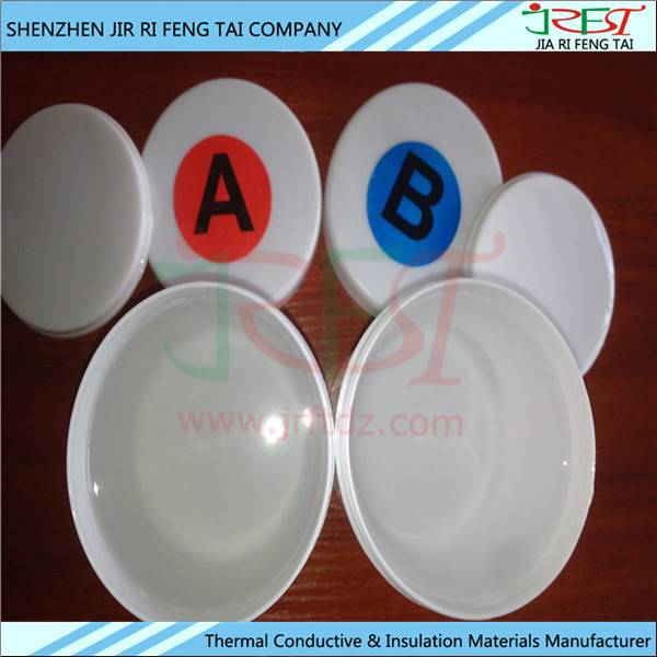 High Thermal Conductive Transparent Thermal Silicone Encapsulant