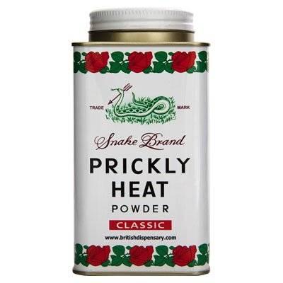 Prickly Heat Powder Size : 150 G.