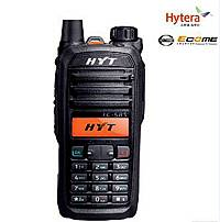 Original hytera hyt walky talky 256CH tc-585 portable radio