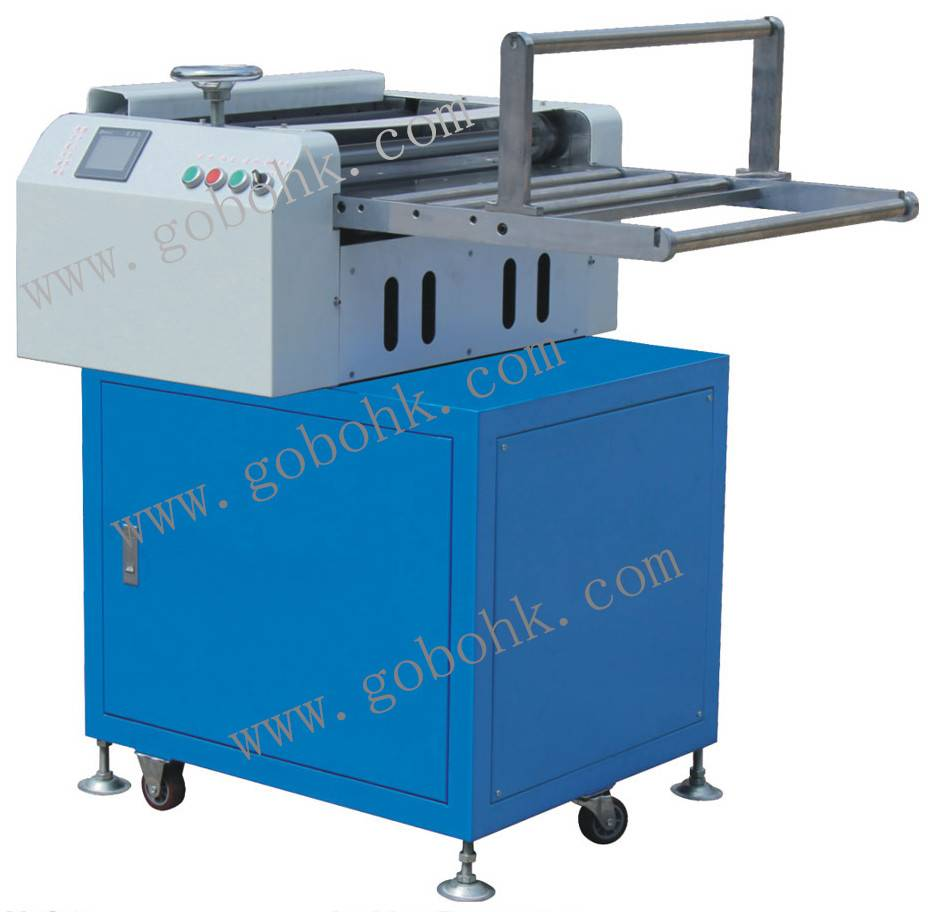 solid silicone cutting machine