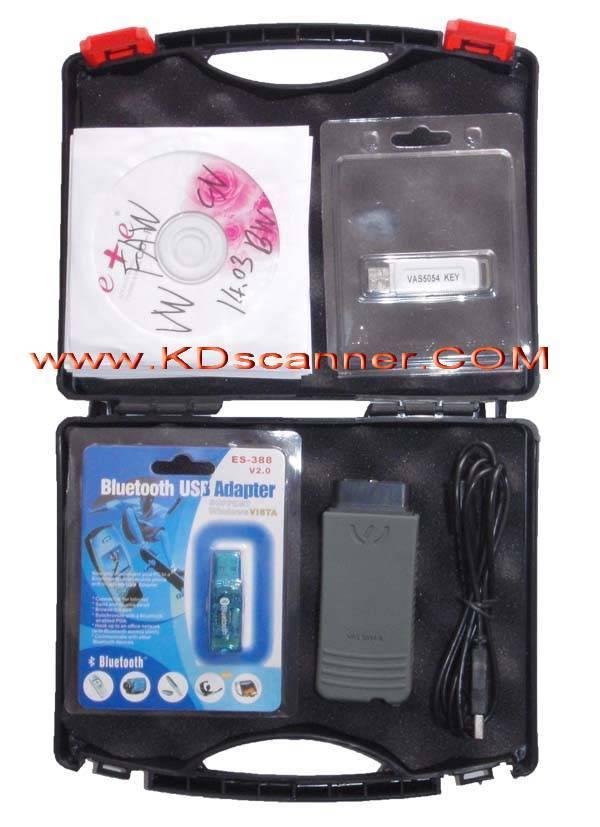 VAS 5054A Volkswagen diagnostic tool (msn:jessie@kdscanner.com)