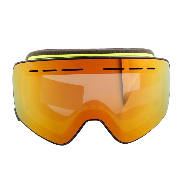 China snow men and women universal ski goggle